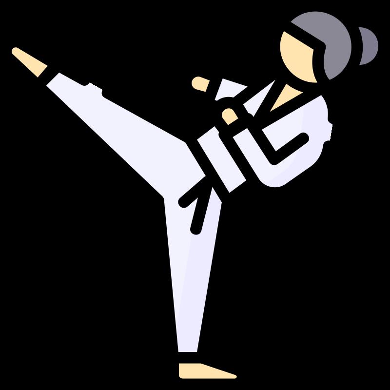 Glosario de Artes marciales: judo (yudo), karate, kung-fu, jiu-jitsu, capoeira, krav maga.