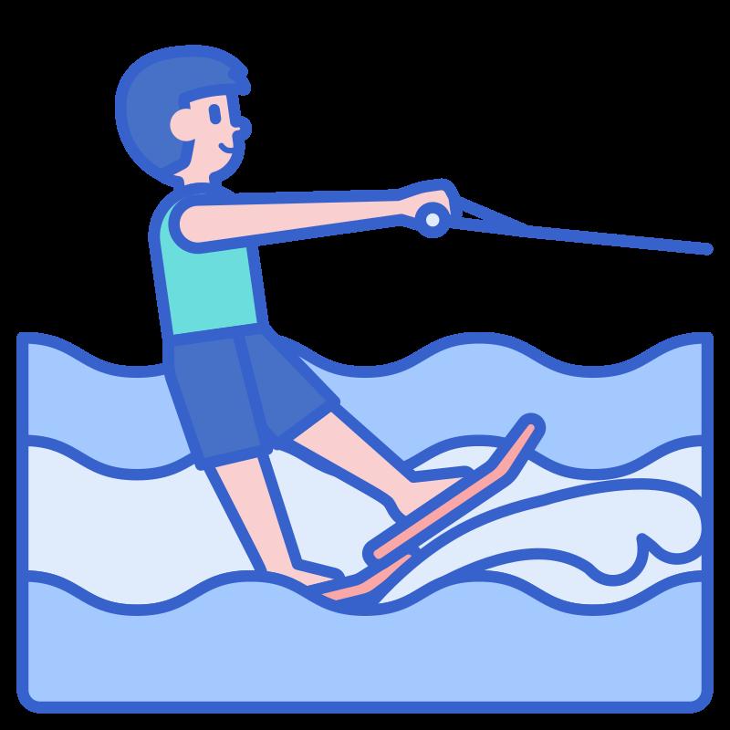 Glosario general de deportes acuáticos.