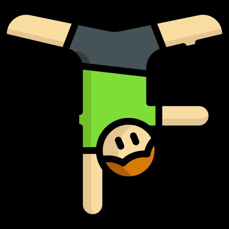 Glosario de Gimnasia: gimnasia artística, rítmica, trampolín, aeróbica, acrobática y gimnasia general.