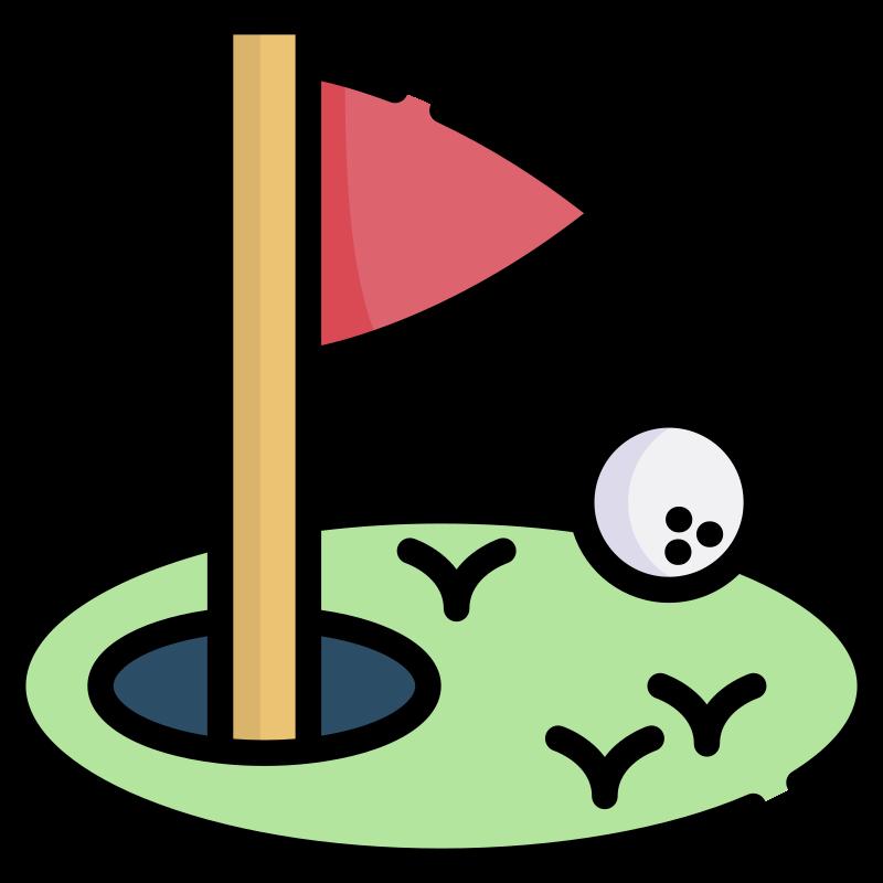 Glosario de Golf.