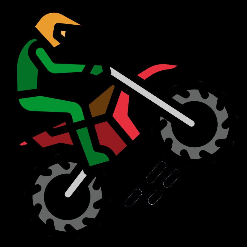 Glosario de Motociclismo deportivo: motociclismo de velocidad, motocross, trial, enduro, supermoto, rally raid.