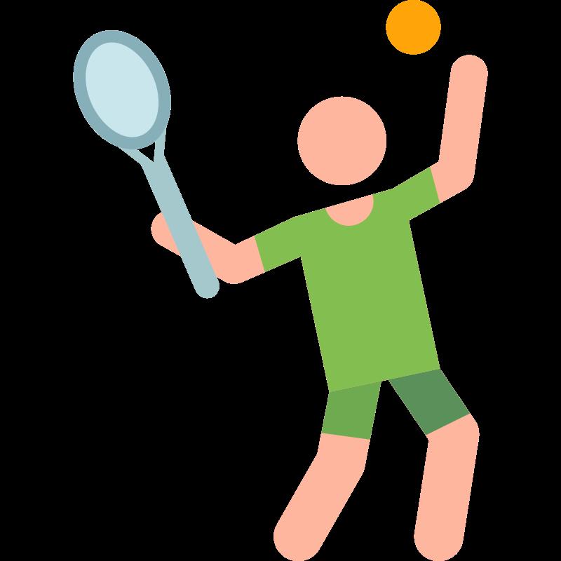Glosario de Tenis y Tenis de mesa.