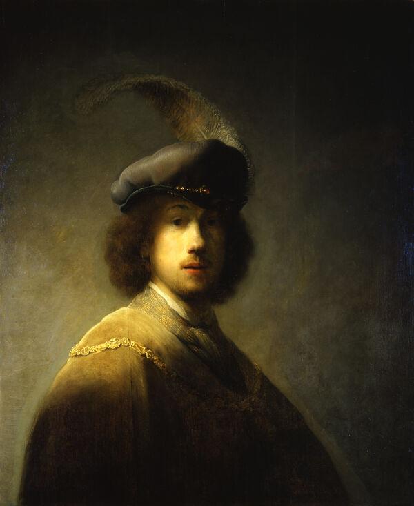 Los claroscuros en las pinturas de Rembrandt