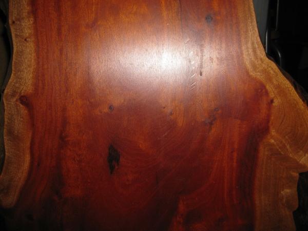 Madera caoba de la especie Swietenia mahagoni