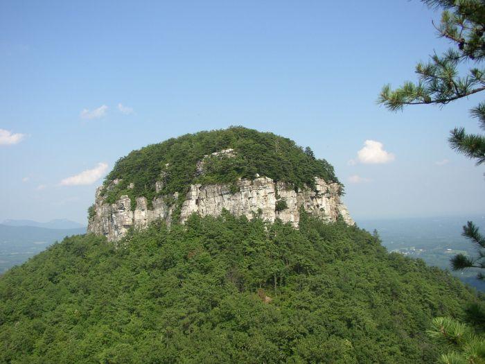 Cerro testigo u otero