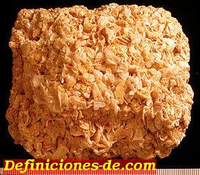 Qu significa coquina roca for Roca definicion