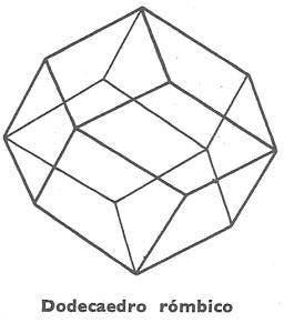 Dodecaedro rómbico