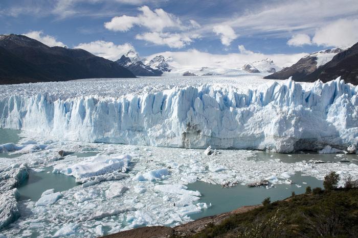 La regelación se produce en los glaciares también
