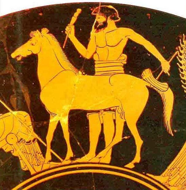 En la mitología griega, Xanto, Janto o Xanus es el nombre de un caballo inmoral hijo del dios del viento Céfiro y la harpía Podarge.