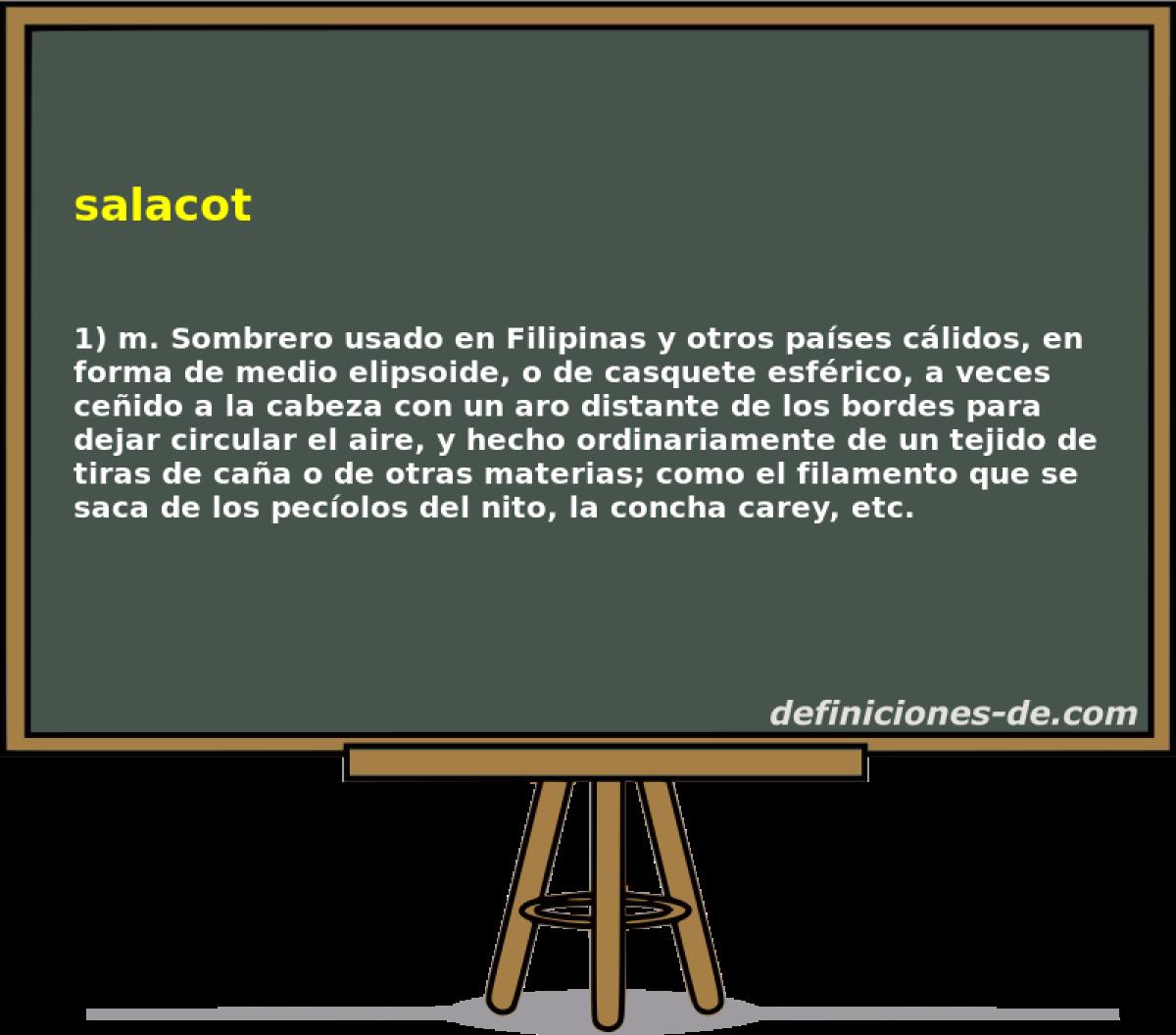 d3808a9f9ab74 ¿Qué significa Salacot