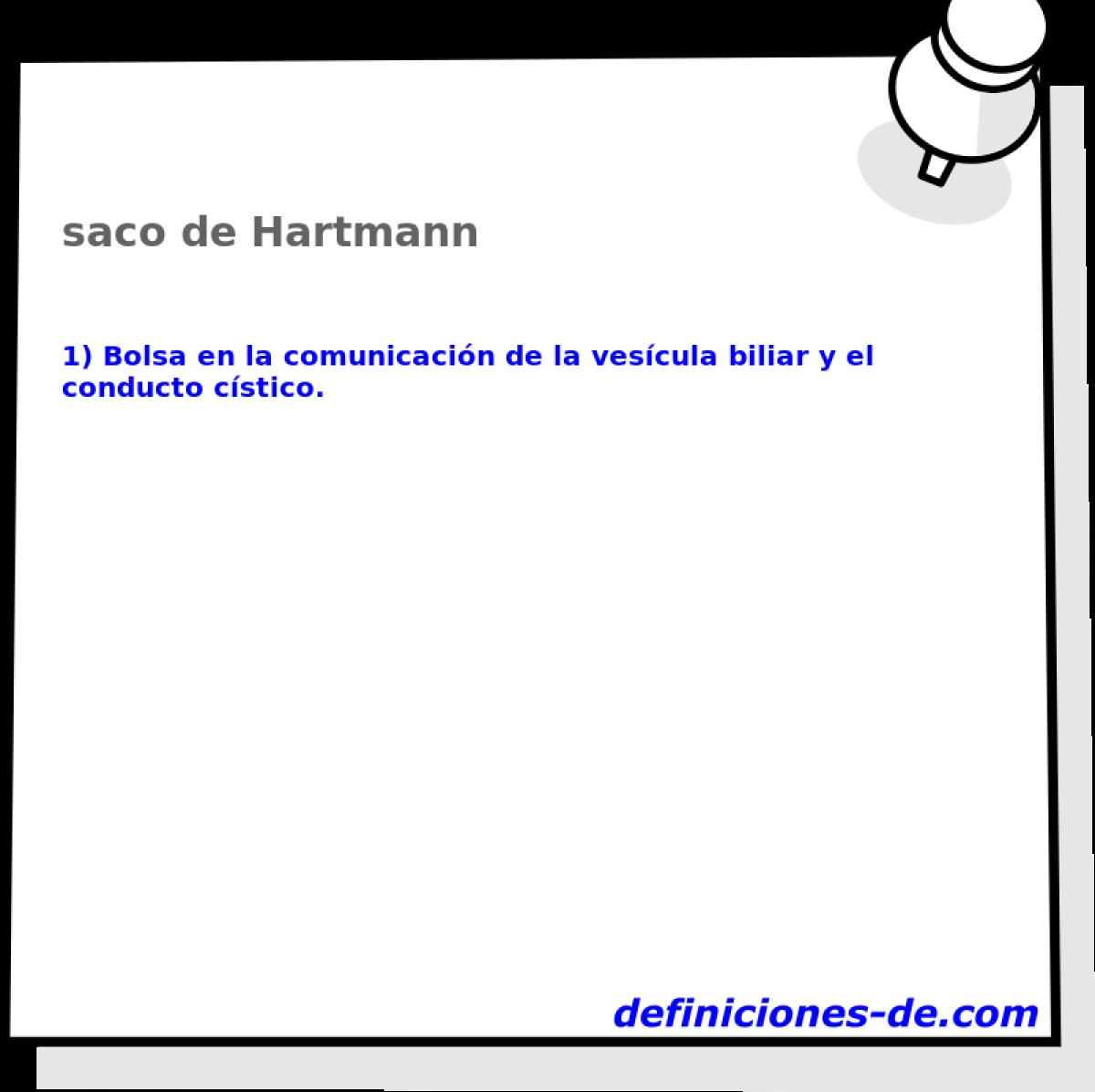 Significa Qué Saco Significa Hartmann De Qué ikTZOuPX